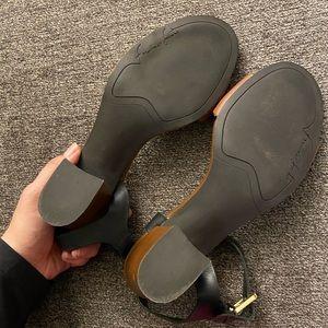 Franco Sarto Women's Sandals with heel size 9.5